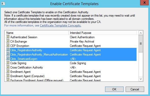 Certificate template does not appear in ca images certificate adfs authentication direct to storefront 39 using saml and citrix what this is going to do yadclub Images