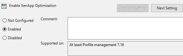 the set of folders cannot be opened. your profile is not configured