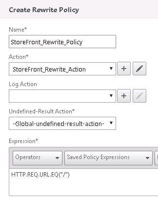 URL Rewrite and Responder with Citrix NetScaler – JGSpiers com