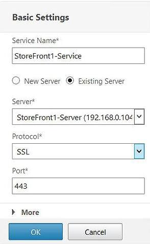 Citrix NetScaler StoreFront Load Balancing – JGSpiers.com