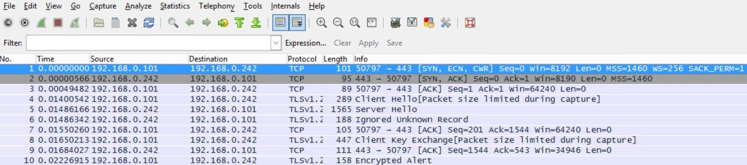 Citrix NetScaler traffic capture using nstrace and nstcpdump