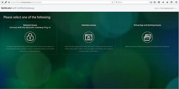Citrix NetScaler Gateway Deployments – JGSpiers com