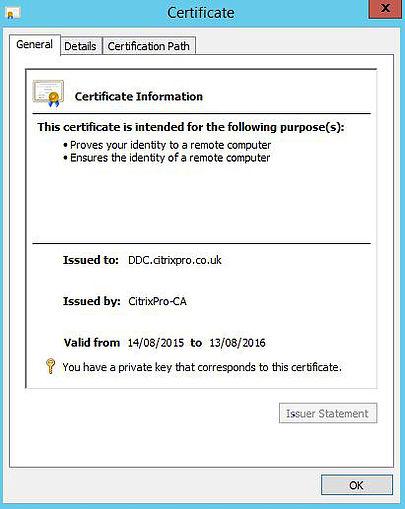 Securing DDC XML Broker communication over HTTPS – JGSpiers com