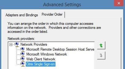 Citrix Self Service applications not appearing in Start Menu or