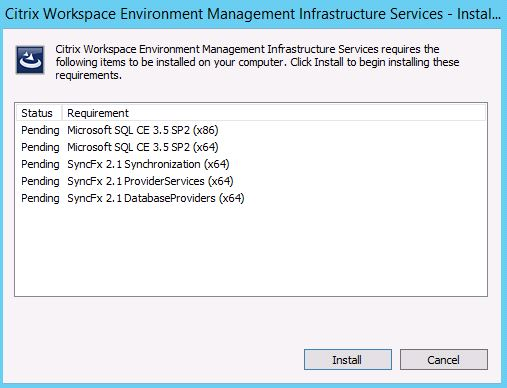 Citrix Workspace Environment Management (WEM) – JGSpiers com