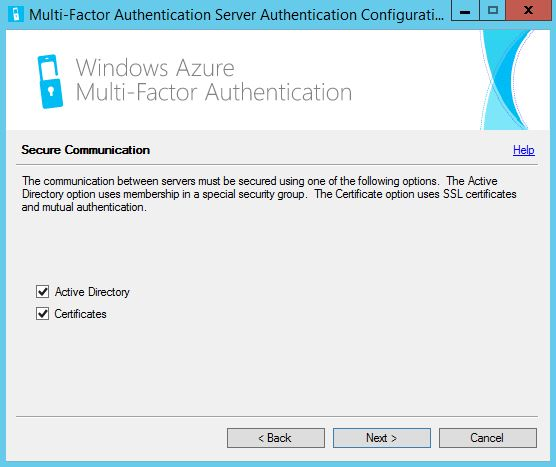 Azure Multi-Factor Authentication with NetScaler Unified