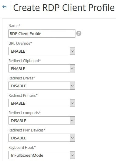 RDP Proxy with NetScaler Gateway – JGSpiers com