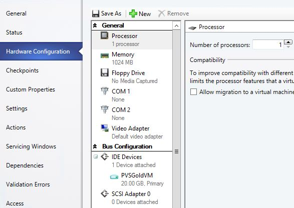 Create SCVMM VM Template for use with PVS Streamed VM Setup Wizard ...