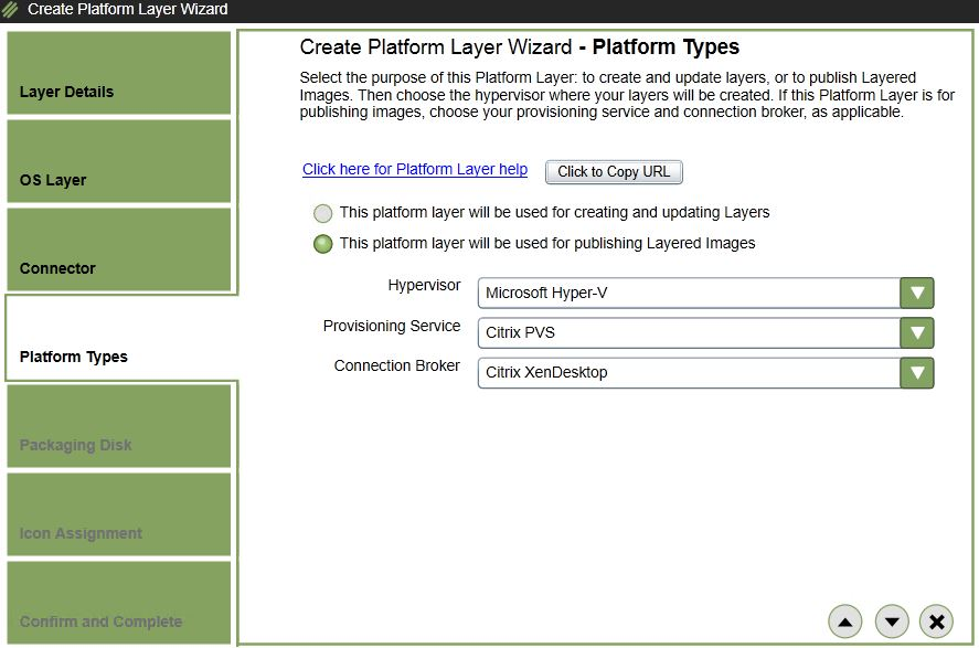 Create and update OS Layer – Citrix App Layering – JGSpiers com