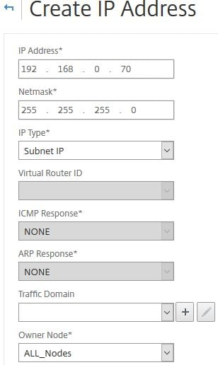 Create and manage a NetScaler Cluster – JGSpiers com
