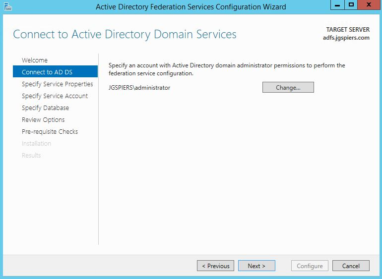 ADFS authentication to StoreFront using NetScaler, SAML and