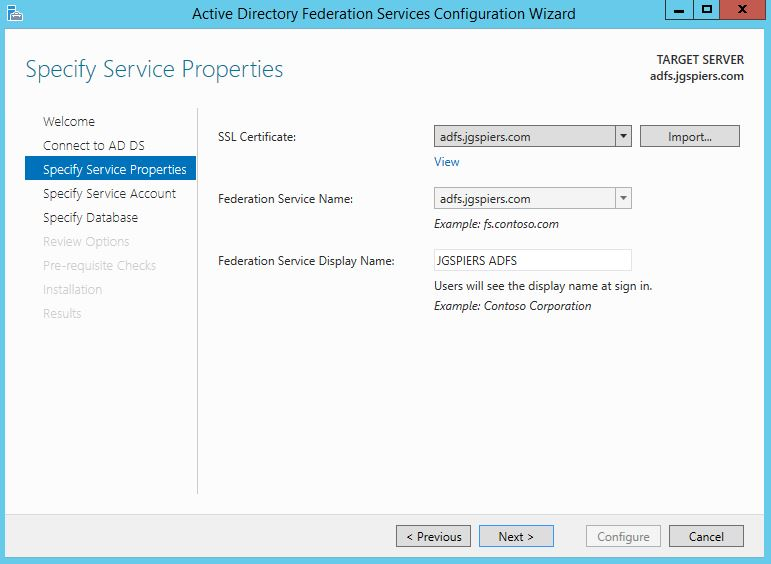 ADFS authentication direct to StoreFront 3 9 using SAML and Citrix