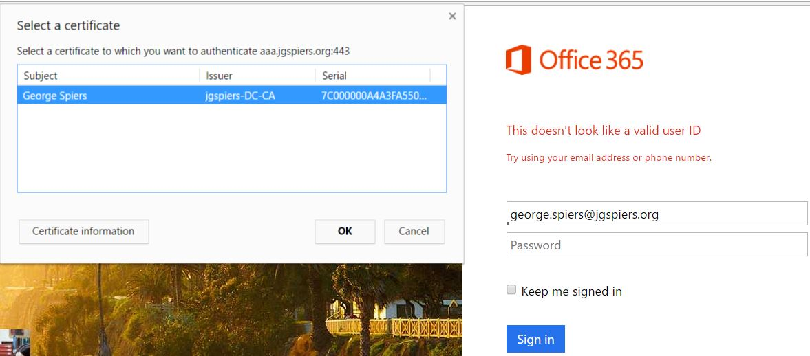 Single sign-on to Office 365 using NetScaler SAML and