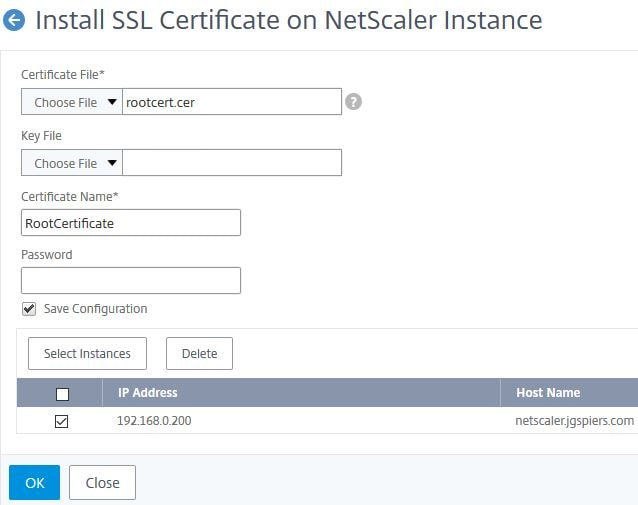 NetScaler Management and Analytics Service (MAS) – JGSpiers com