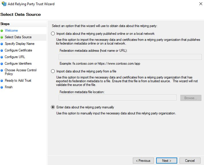 Authentication to NetScaler using AD FS 4 0 on Server 2016, Citrix