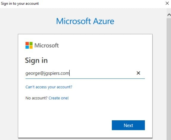 How to connect to Azure PowerShell (ARM / Azure AD) – JGSpiers com