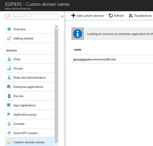 Install and configure Azure AD Connect – JGSpiers com